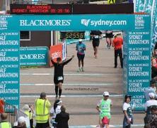 Blackmores Sydney Running Festival 2014